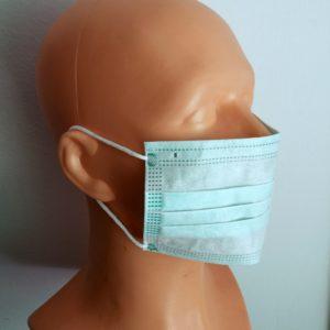 2. Czepki, maski, ochraniacze na obuwie