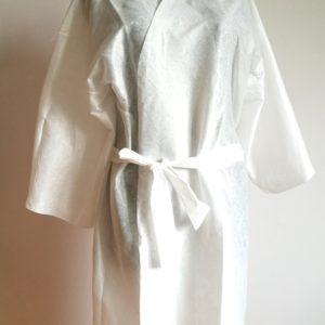 Kosmetyczna odzież jednorazowa